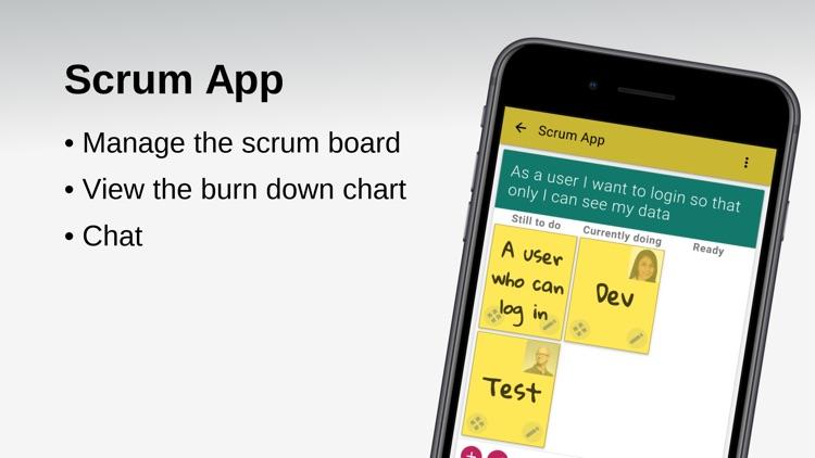 Scrum App