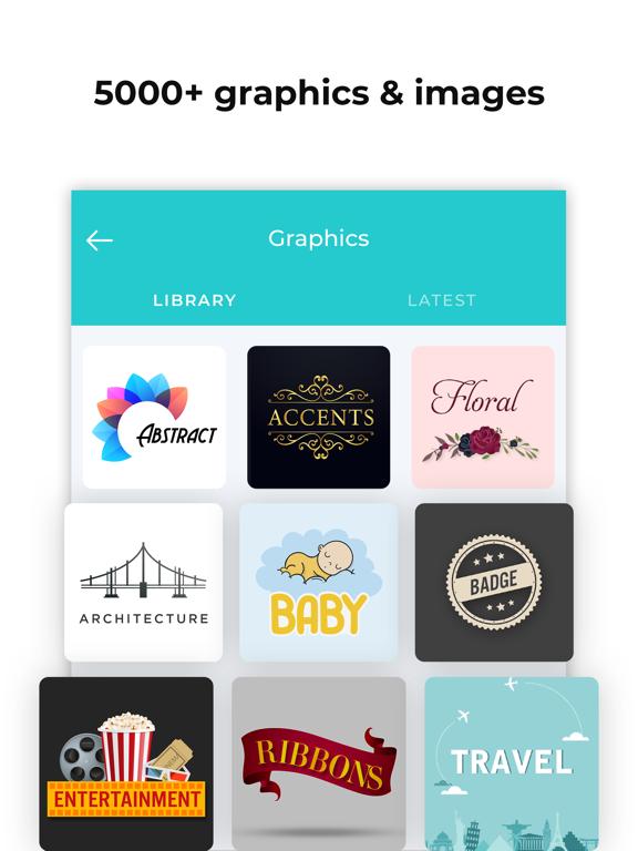 Logo Maker- Create a design screenshot