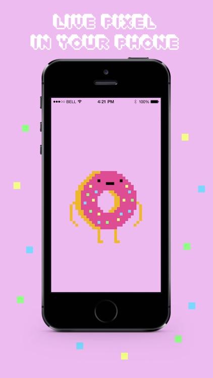 Craft Pixel Live Wallpapers screenshot-5