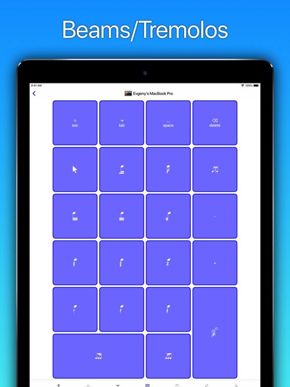 Sibelius KeyPad for Macのおすすめ画像4