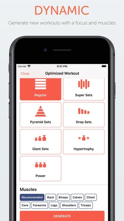 Optimize Fitness screenshot-9