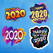 New year 2020 Stickers HD