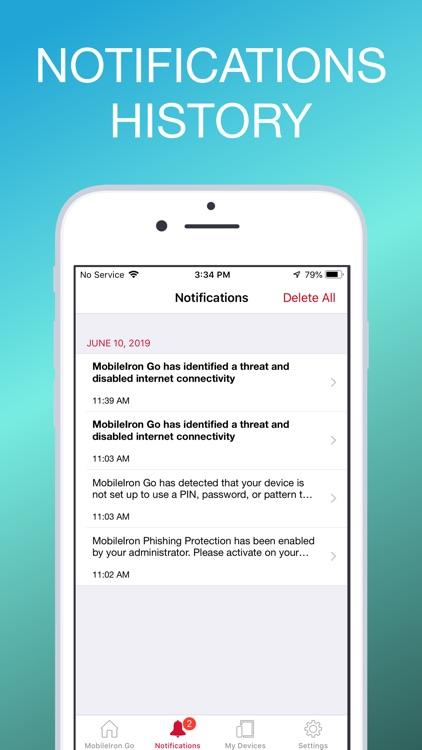 MobileIron Go screenshot-3