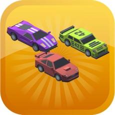 Activities of Drift Cars Race