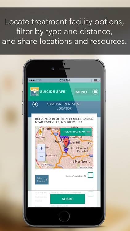 Suicide Safe by SAMHSA screenshot-2