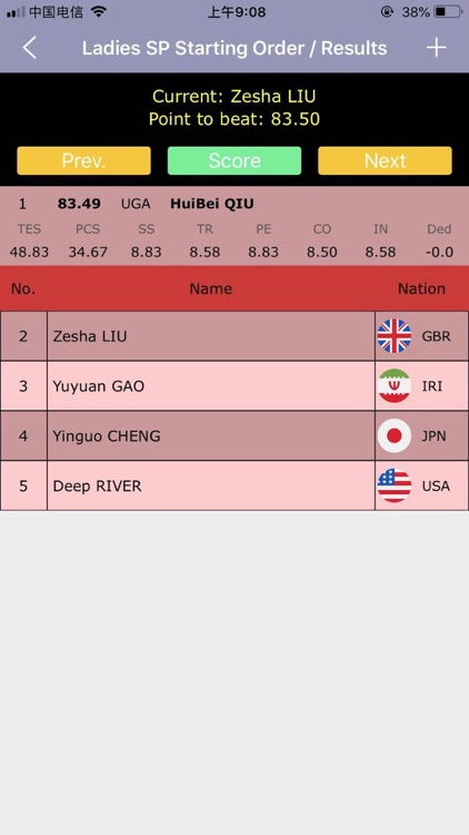 Figure Skating Judge screenshot-5