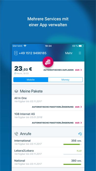 MyLebara AppScreenshot von 1