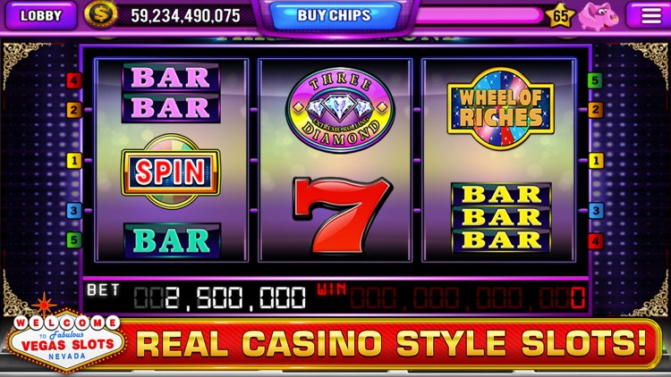 7Star Vegas Slots - Real Vegas screenshot-2