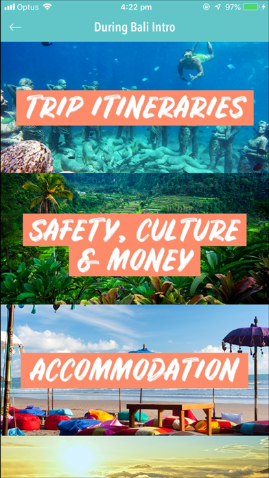 INTRO Travel App screenshot four