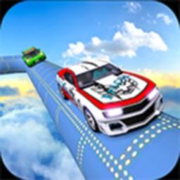 Fearless Racing Car Stunts