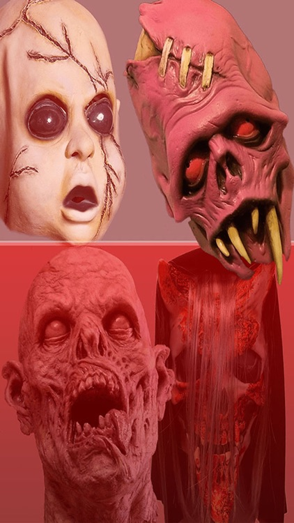 Zombie Face Booth Pro