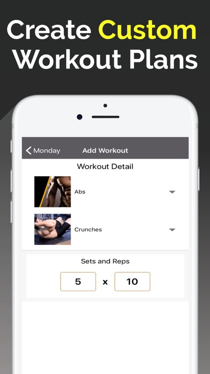 Gym Workout: Trainer & Tracker screenshot-6