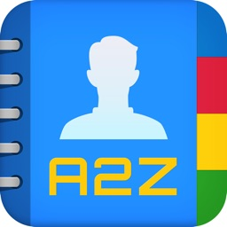 A2Z Contacts - Group Text App
