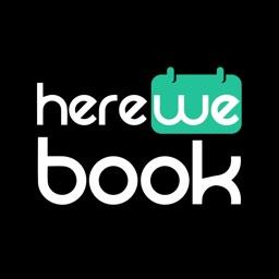 HereWeBook - Booking System
