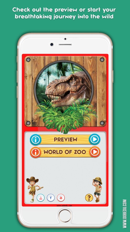 World of Zoo by OOBEDU