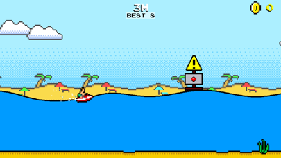 Super Wave Rider screenshot 1