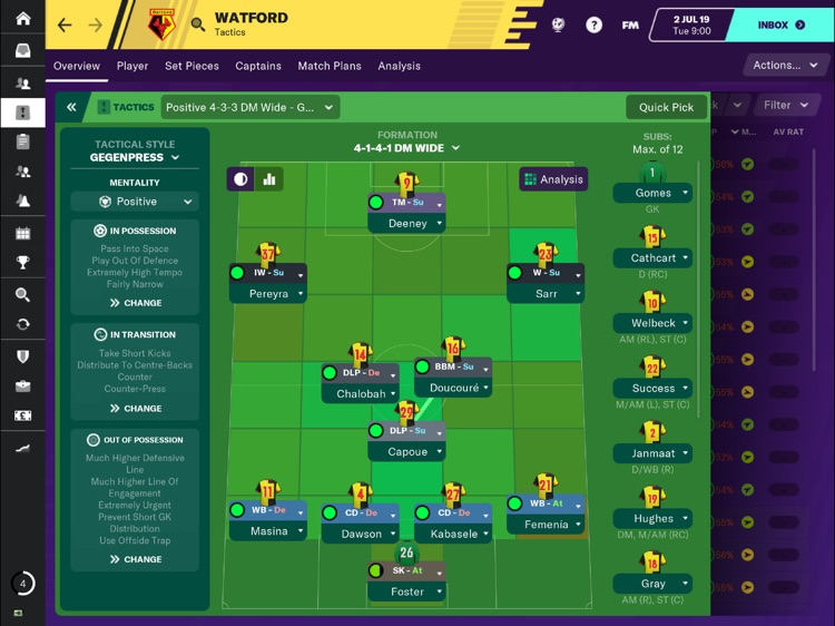 Football Manager 2020 Touch screenshot-8