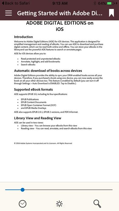 Baixar Adobe Digital Editions para Android