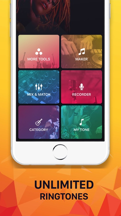 Ringtones for iPhone (Song) screenshot-3