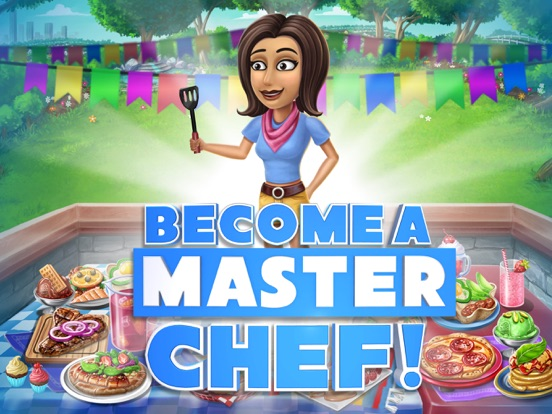 Virtual Families: Cook Off screenshot 9