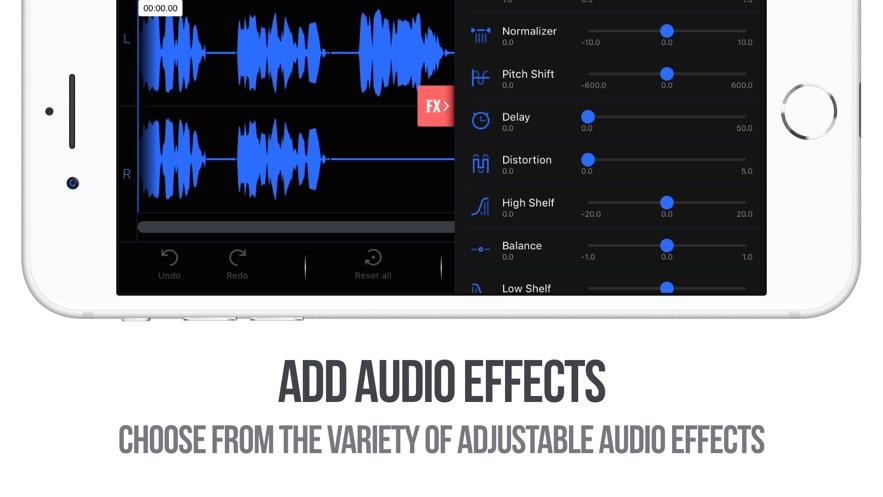 音频编辑器 —— 制作录音软件-2