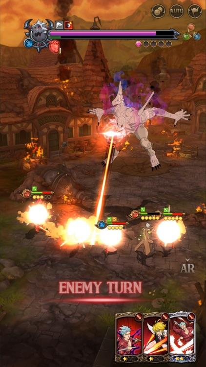 七つの大罪 光と闇の交戦 : グラクロ screenshot-6