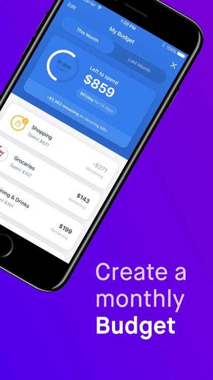Truebill Budget & Bill Tracker screenshot-3