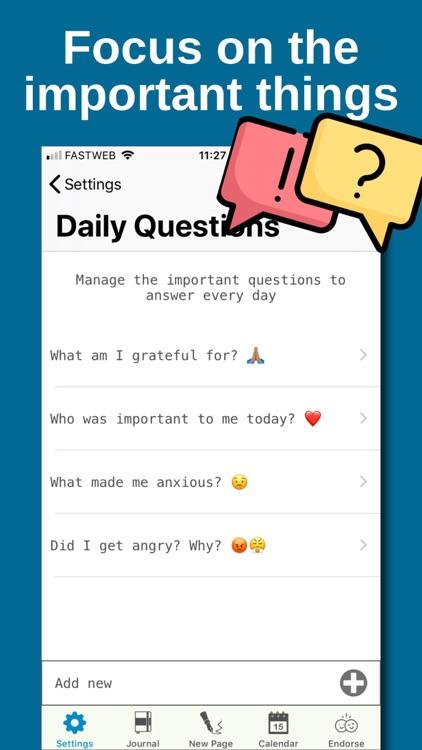 Diary · screenshot-5