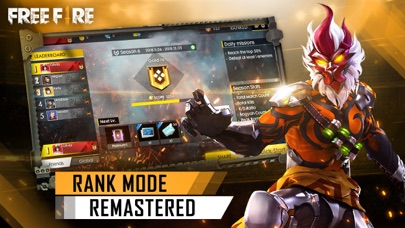 Screenshot for Garena Free Fire in Saudi Arabia App Store
