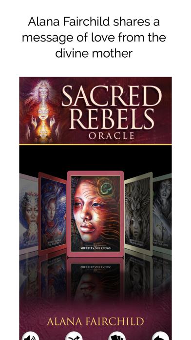 Screenshot #2 pour Sacred Rebels Oracle