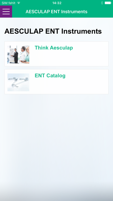 AESCULAP ENT Instruments iOS Application Version 3 6 2