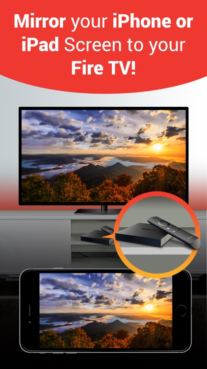 Screen Mirror for Fire TV+