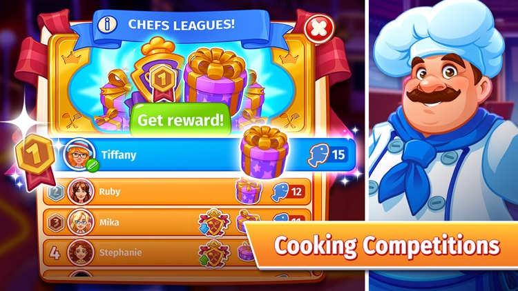 Cooking Craze: Restaurant Game screenshot-6