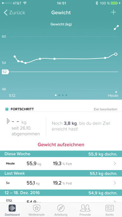messages.download Fitbit software
