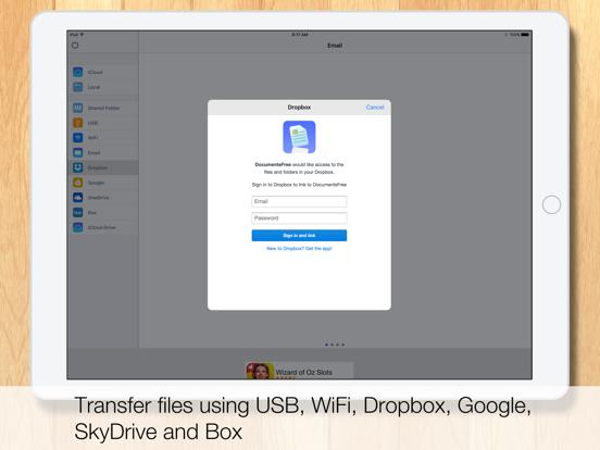 Documents Screenshots