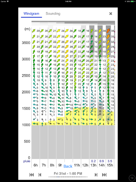 eVario - Variometer Paraglider screenshot 19