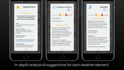 AURA Pro - Weather for Drones Screenshot