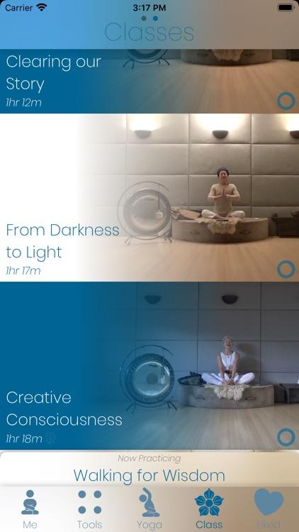 Light on Kundalini Yoga screenshot-4