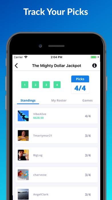 Boom Fantasy – Real-Time Fantasy Sports: Fantasy Football, Baseball, Basketball, Soccer & More screenshot