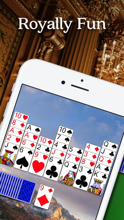 Crown Solitaire: Card Game screenshot-5
