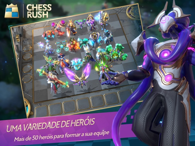 Chess Rush Screenshot