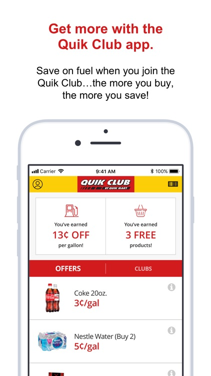 Quik Club by The South Tennessee Oil Company, Inc