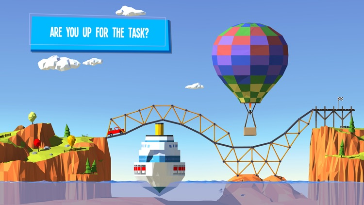 Build a Bridge! screenshot-3