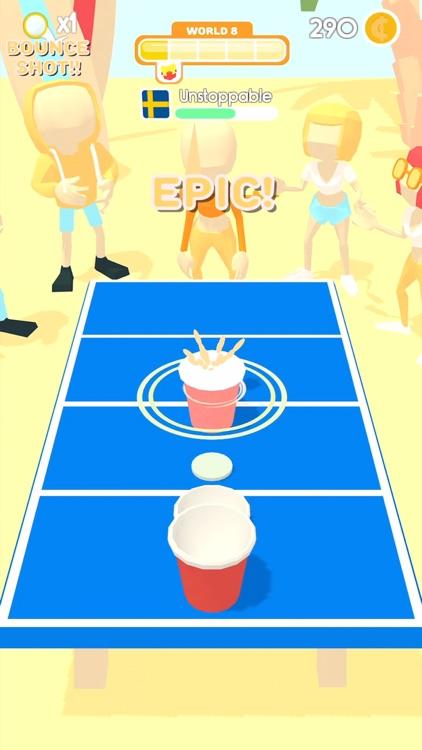 Pong Party 3D screenshot-4