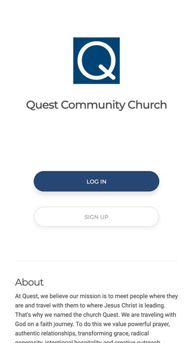 点击获取Quest Church Ohio