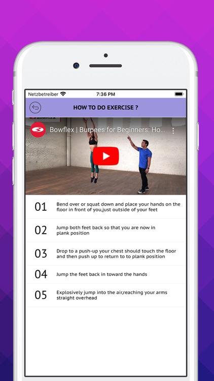 Home Workout Timer for Women screenshot-5