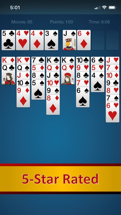 FreeCell Solitaire ‏‎