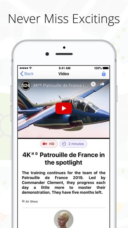 Aviation Pulse - News & Events screenshot-5