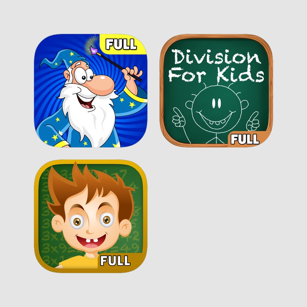 Multiplication, Division and Times Tables - Learn, Practice and Test