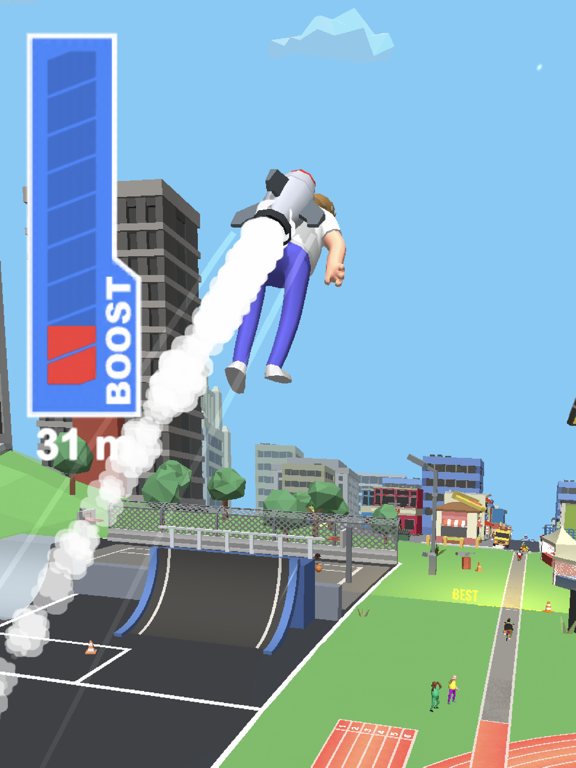 Bike Hop: Crazy BMX Jump 3Dのおすすめ画像7